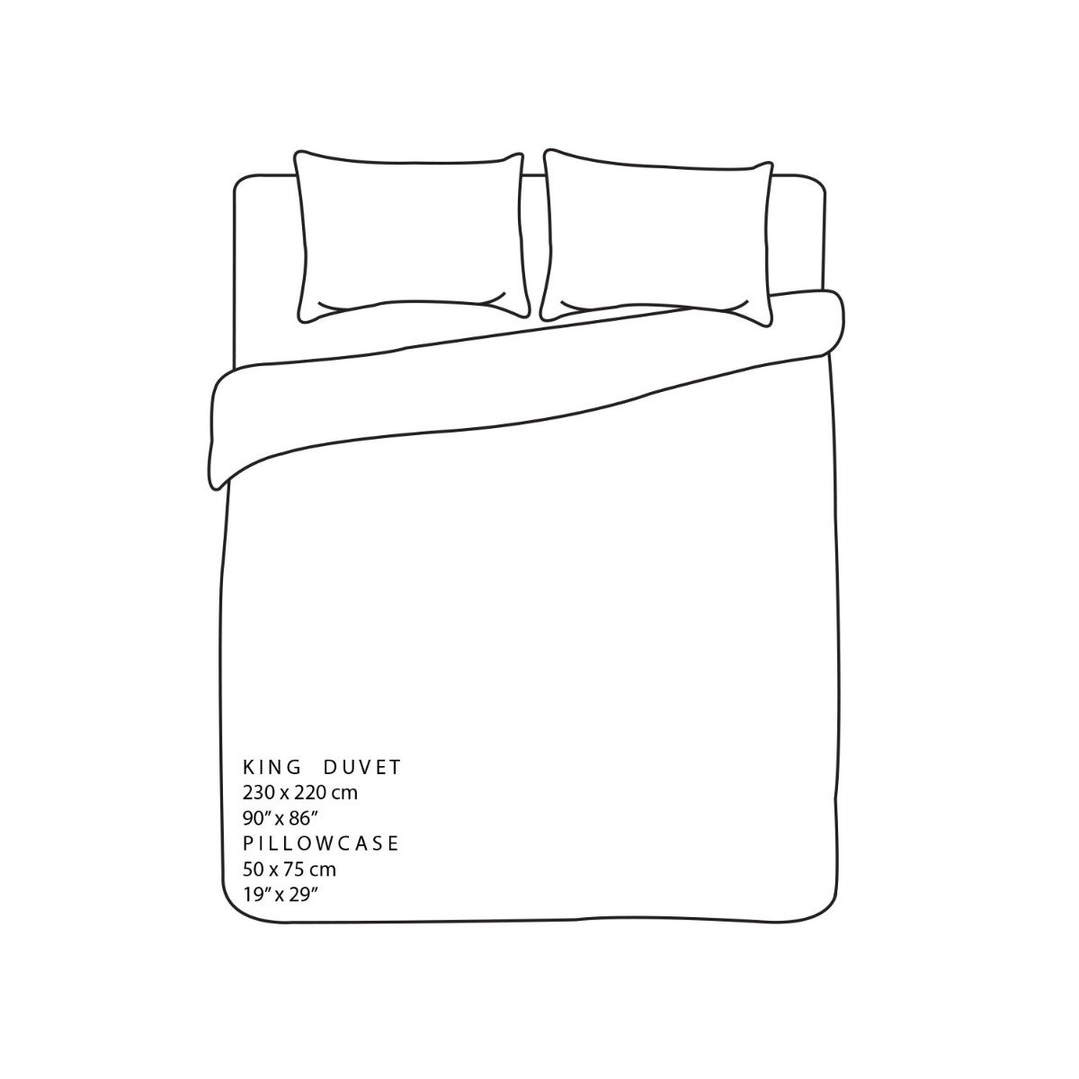 Grid Check Grey Bedding - Reversible Duvet Cover and Pillowcase Set