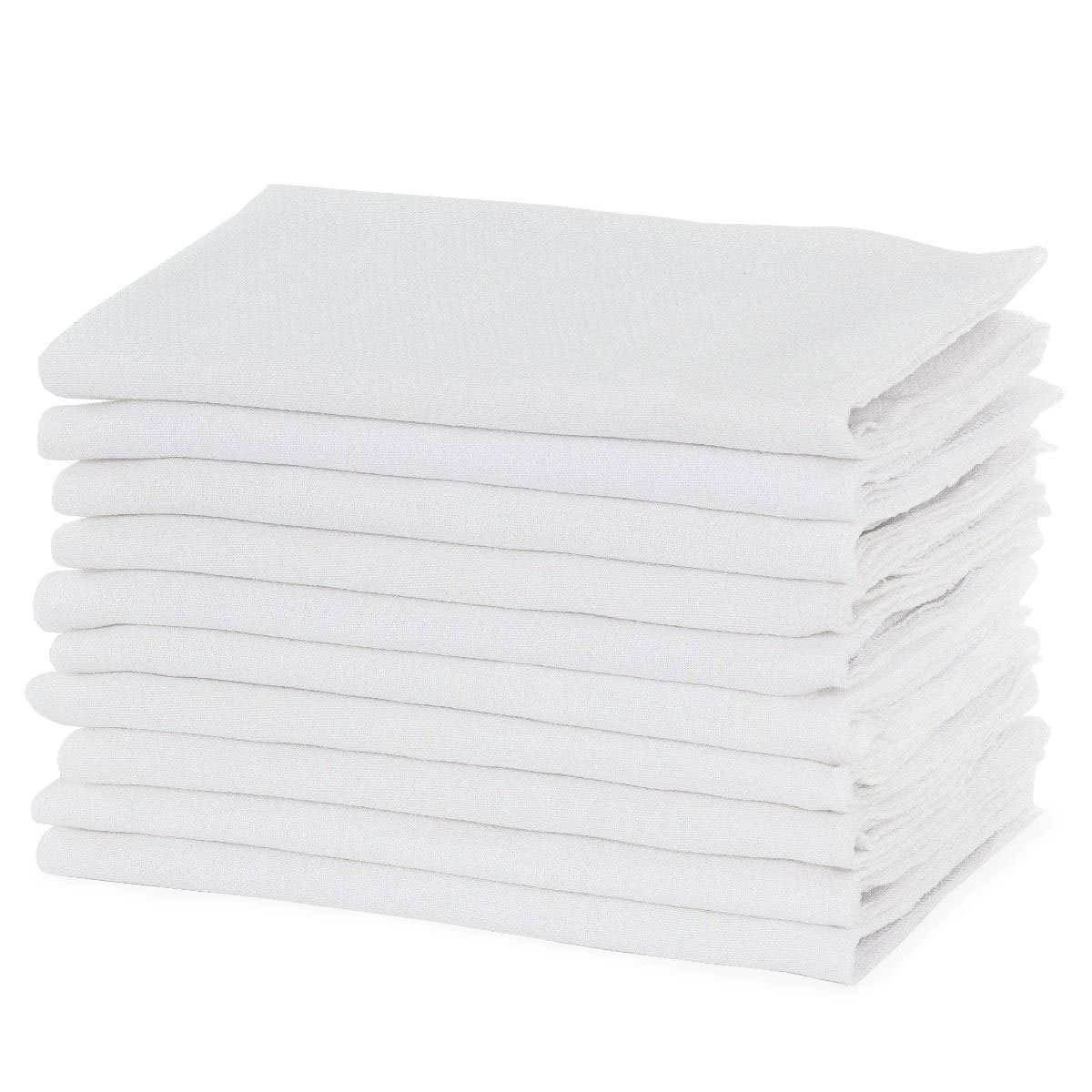 10 pack Flat Diapers