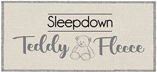 Sleepdown Teddy & Fleece